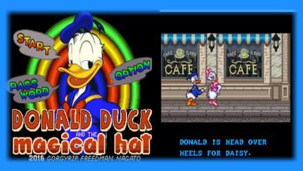 Donald Duck no Mahou no Boushi (SNES) - English Patch | GO