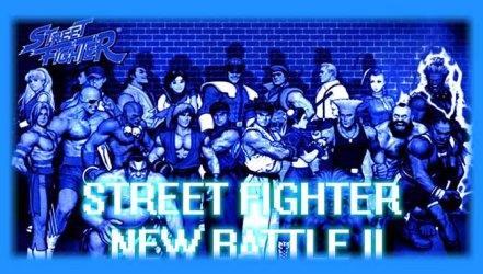 STREET FIGHTER 2 NEW BATTLE - Mugen | GO GO Free Games