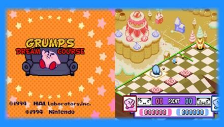kirbys dream course emulator online