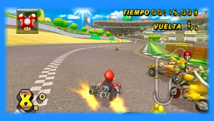 MARIO KART FUN (2016-10 WIIMMS) (Wii) - Hack Download | GO GO Free Games