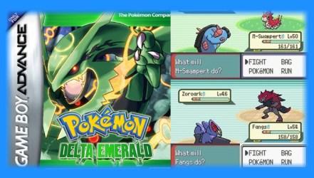 descargar pokemon esmeralda para my boy