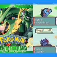 Pokemon Delta Emerald (GBA) - Hack Download