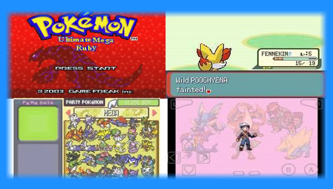 pokemon mega ruby gba download