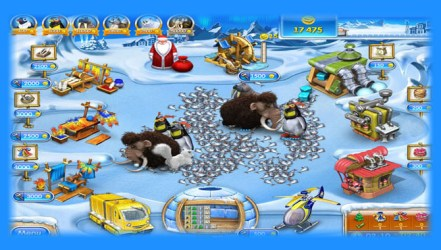 Farm Frenzy 3: Ice Age - Game for Free | GO GO Free Games