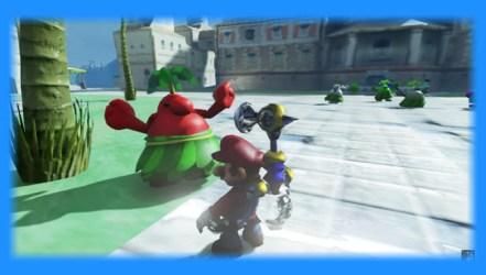 Unreal Engine 4 Super Mario Sunshine - Tech Demo - Demo
