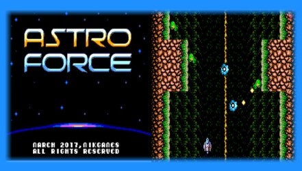 Astro Force (SMS) - Homebrew Download | GO GO Free Games