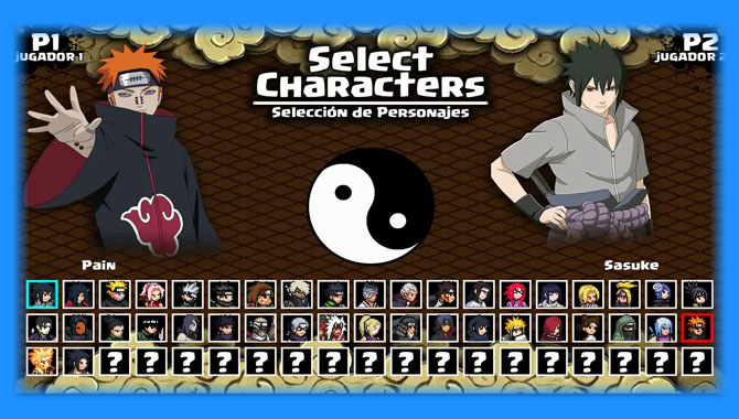 Naruto Shippuden Struggle Ninja 2017 - Mugen Download