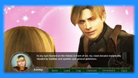 Game movies: resident evil 4 ps2 trailer #3 demo movie patch.