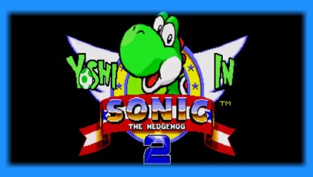 Yoshi in Sonic The Hedgehog 2 (MD) - Hack Download | GO GO Free Games