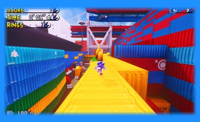 Sonic Lost Adventure: Havok Harbor - Demo Download | GO GO