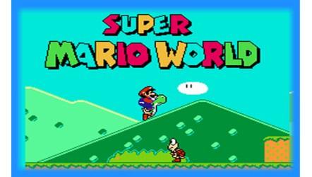 Super mario bros. Download game | gamefabrique.