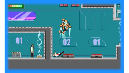 Modular Destruction Labs - Browser Game | GO GO Free Games