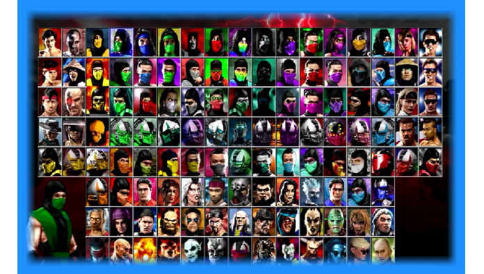 Mortal Kombat Project 2017 - Mugen Download