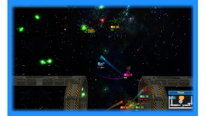 Yargis: Space Melee - Steam Key for Free