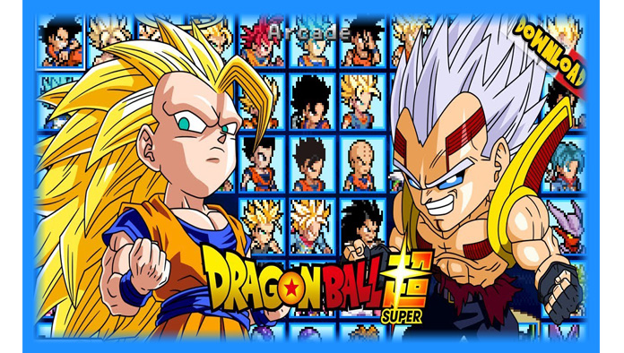 Dragon Ball Super Z Warriors Revenge Pocket - Mugen Download