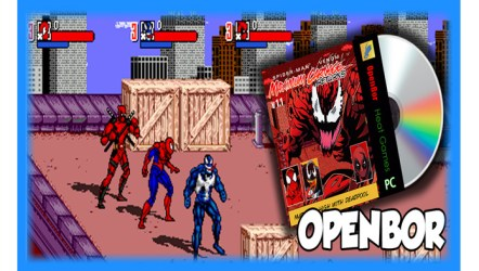 Maximum Carnage Returns Openbor Download Go Go Free Games
