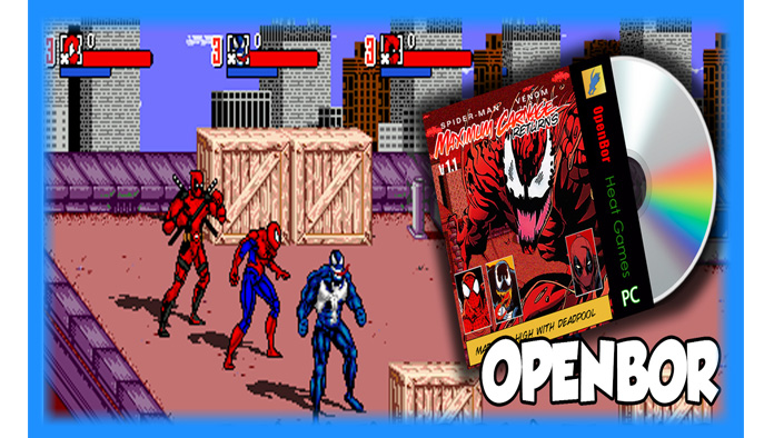 maximum carnage returns openbor download go go free games