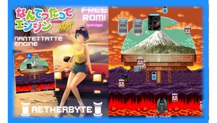 Nantettatte Engine (PCE/TG16) - Homebrew Download | GO GO