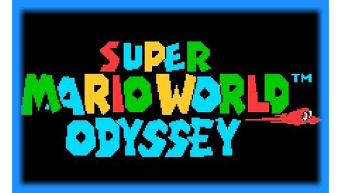 Super Mario World Odyssey (SNES) - Hack Download