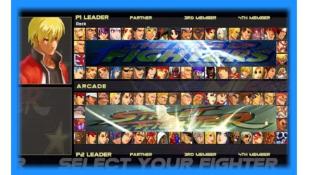 The King of Fighters vs  Street Fighter - Mugen Download