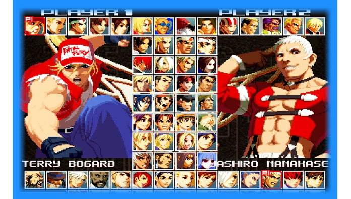 The King of Fighters 2018 - Mugen Download
