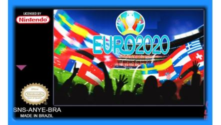 UEFA Euro 2020 (SNES) - Hack | GO GO Free Games