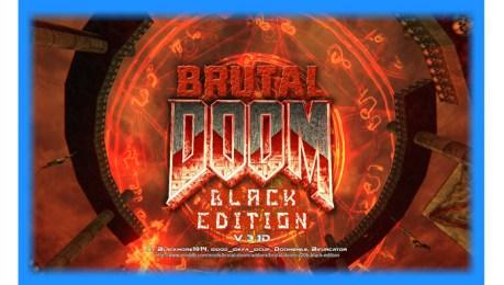 Brutal Doom: Black Edition - Mod Download | GO GO Free Games