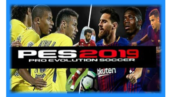 Pro Evolution Soccer 2019 (PSP) - Patch Download | GO GO