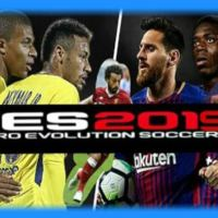 Pro Evolution Soccer 2019 (PSP) - Patch Download