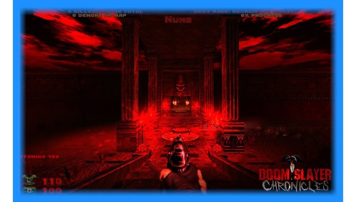 Doom Slayer Chronicles - Mod Download   GO GO Free Games
