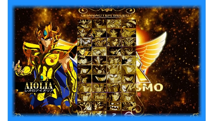 Saint Seiya: Ultimate Cosmo 2.2 - Mugen Download