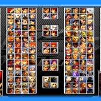 The King of Fighters Infinity - Mugen Download