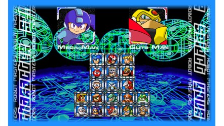 Mega Man Robot Master Mayhem - Mugen Download | GO GO Free Games