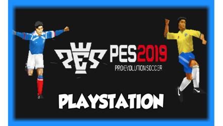 Pro Evolution Soccer 2019 (PS1) - Hack Download | GO GO Free Games