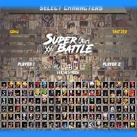 Anime Super Battle Stars XXV - Mugen Download