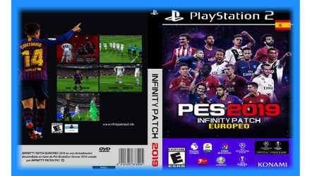 PES 2019 Europeo Infinity (PS2) - Hack Download | GO GO Free