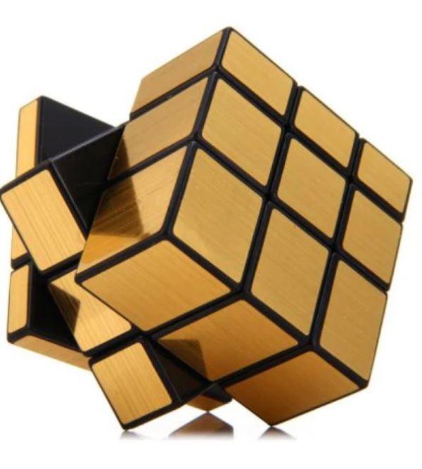 Anti-Symmetrischer Nerdcube, Cube Puzzle Magic Cube