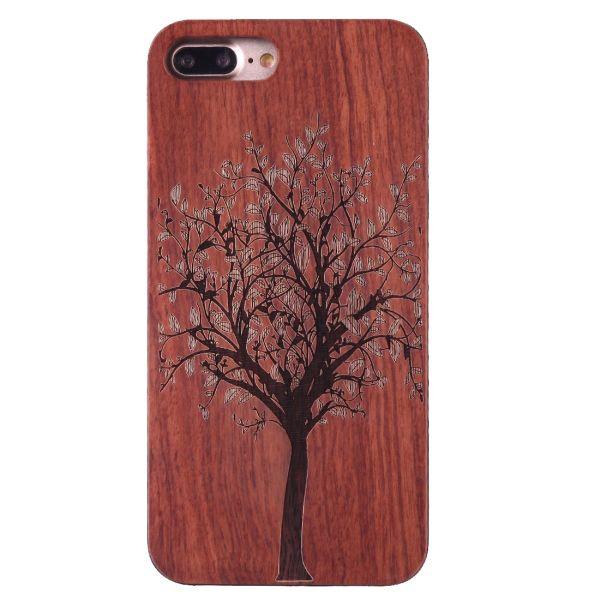 Wood Case (Rosewood) für iPhone 8 Plus & 7