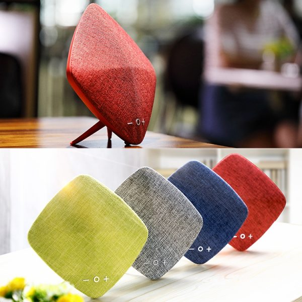 Soundbar Fabric Design Bluetooth Speaker