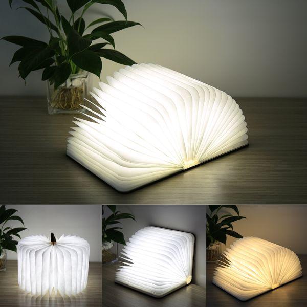 Booklight, LED Buch Dekoration