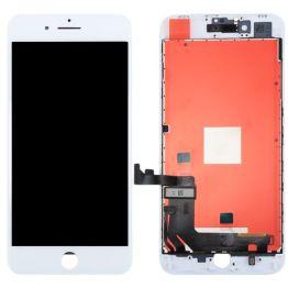 LCD Display für iPhone 8 mit Rahmen inkl. Dichtung white