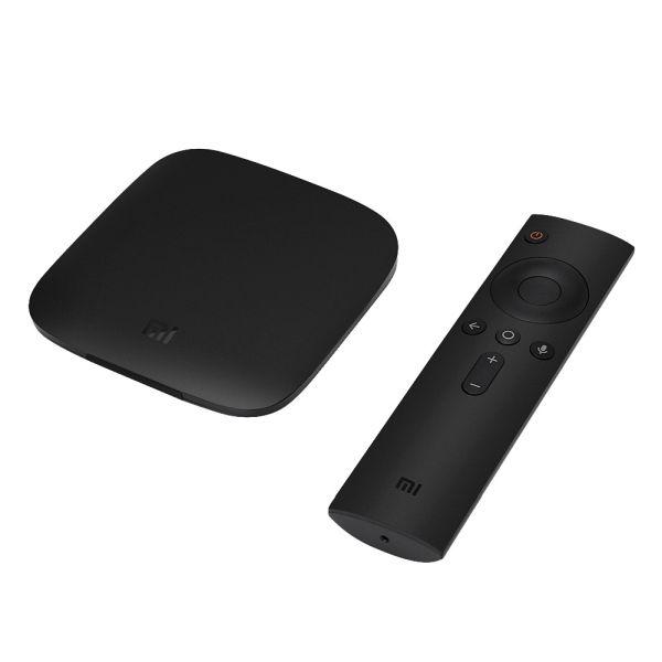 XIAOMI 4K Mi Box Android TV 6 0 Set-top Box Netflix 4K Streaming