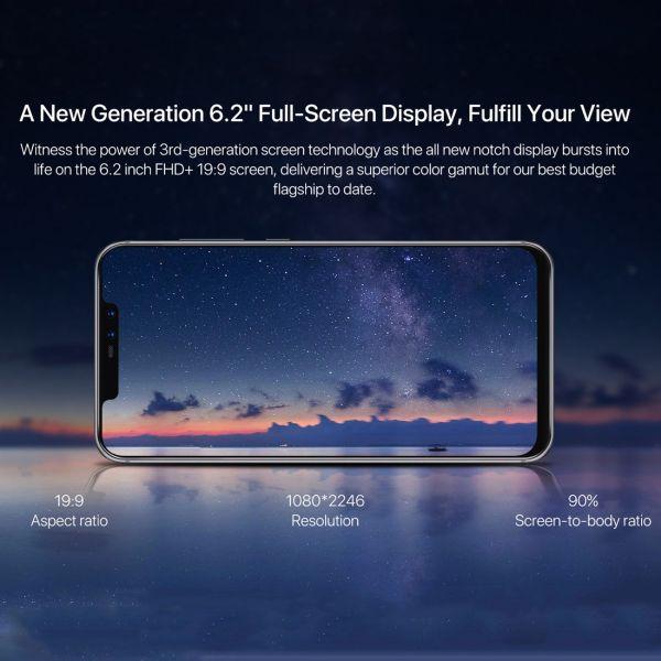 UMIDIGI Z2, Special Edition, Global Dual 4G, 4GB+64GB