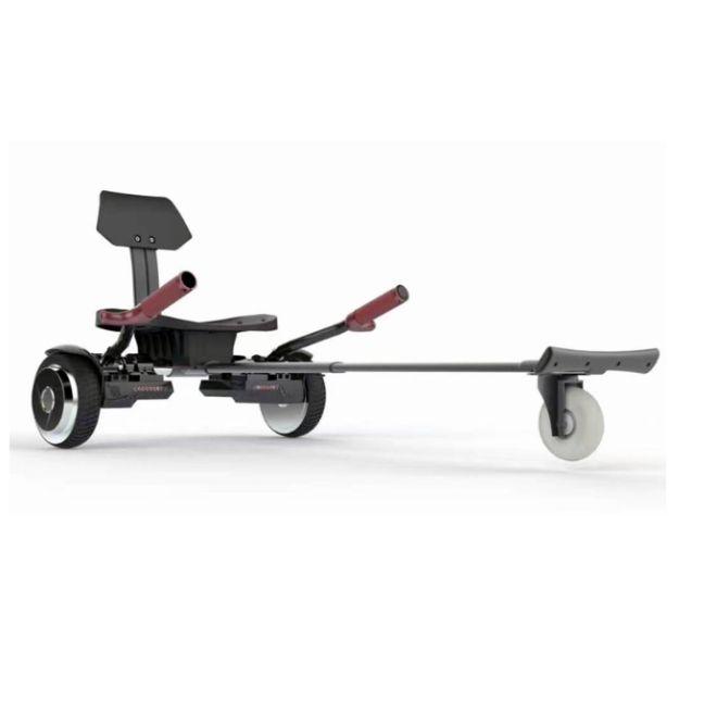 E-Kart Balance Board Go-Kart Umbau