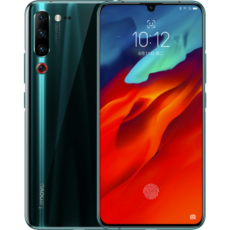 Lenovo Z6 Pro 8GB+128GB Qualcomm Snapdragon 855 blue