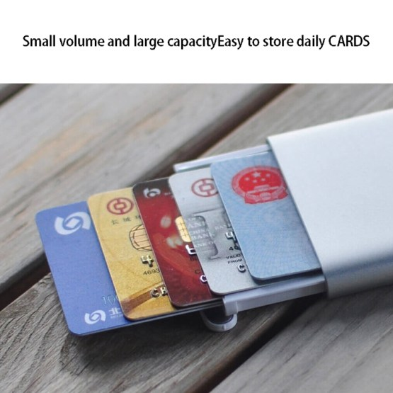Credit Card Clip Kreditkarten Case