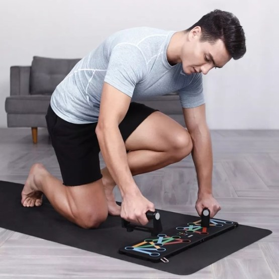 Innovatives Push Up Board