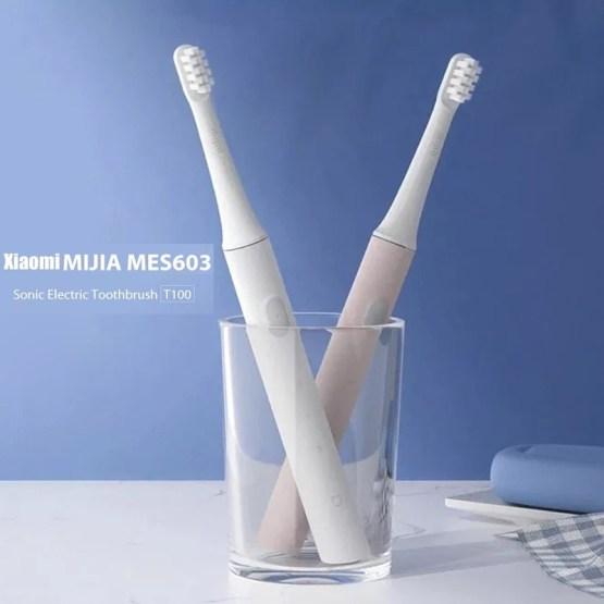 Elektrische Ultraschall Zahnbürste T100