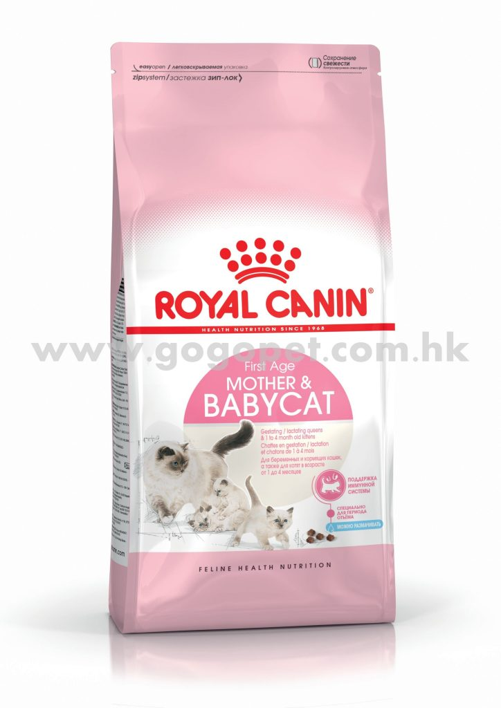 Royal Canin 法國皇家 - Mother & Baby cat 貓配方