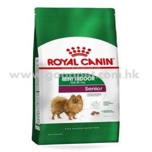 Royal Canin 法國皇家 Indoor 小型老犬室內消臭配方